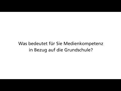 Medienkompetenz in der Grundschule: Interview mit Sandra Bühlow