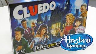 Cluedo - Démo du jeu de grands détectives