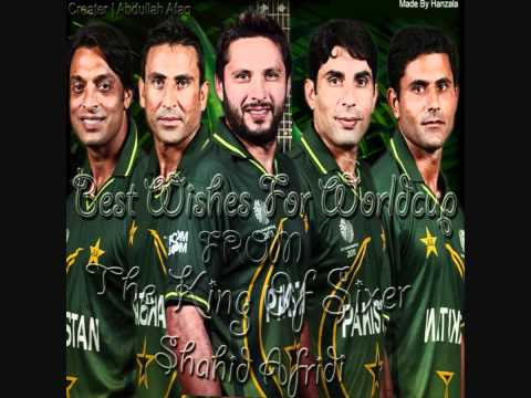 Road to world cup 2011 Pakistan (MUST WATCH)