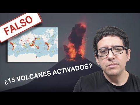 No, el Anak Krakatoa NO ha Activado 15 Volcanes
