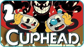 Cuphead - The All-Cartoon Magical Wondergame is on Switch