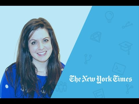 Beyond the Bootcamp: Tiffany Peón, The New York Times
