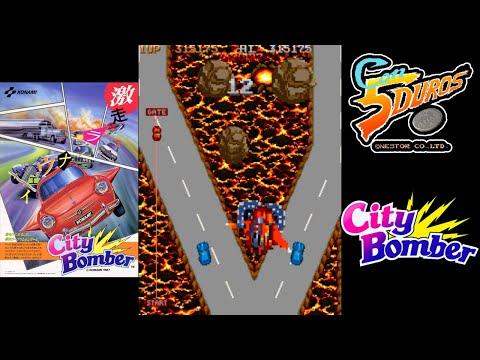 "CITY BOMBER - ""CON 5 DUROS"" Episodio 890 (Battle Mobile / SNES) (1cc) (1 loop)"