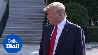 'China is not doing well' Trump says on escalating trade war