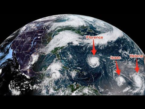 ¿Quién nombra los huracanes?