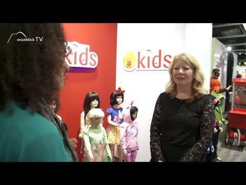 Kids Mode von Rubies - Kleidung für Kinder