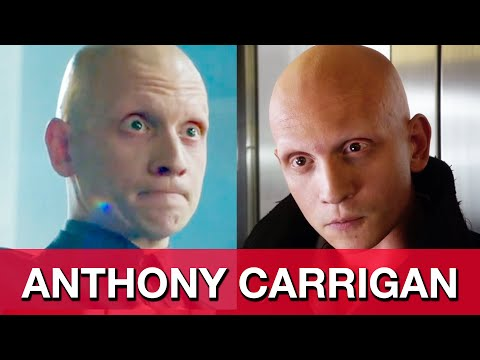 Gotham Season 2 Victor Zsasz & The Flash Season 2 The Mist Interview - Anthony Carrigan - UCS5C4dC1Vc3EzgeDO-Wu3Mg