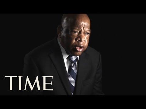 The March On Washington: John Lewis's Speech   MLK   TIME