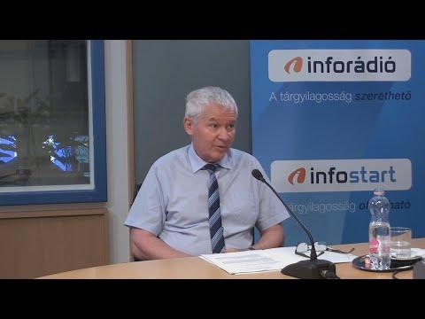 InfoRádió - Aréna - Polt Péter - 2021.06.22.