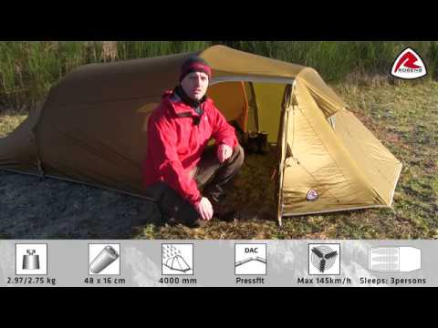 Osprey 3EX Backpacking Tent - 2018 | Pure Outdoor Passion