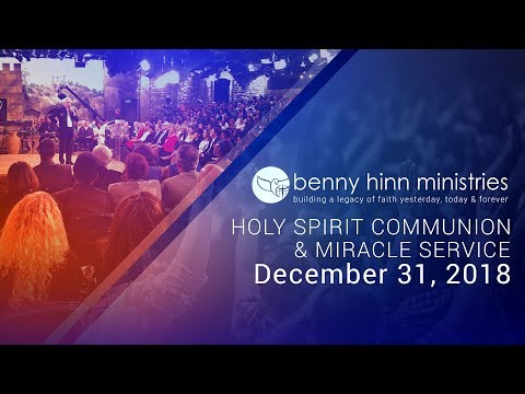 Benny Hinn LIVE Monday Night Service - a special sermon from Benny Hinn