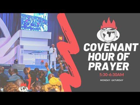 DOMI STREAM:COVENANT HOUR OF PRAYER  APRIL 22, 2020