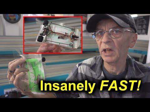 EEVblog #1214 - Insanely Fast Slot Cars! - UC2DjFE7Xf11URZqWBigcVOQ