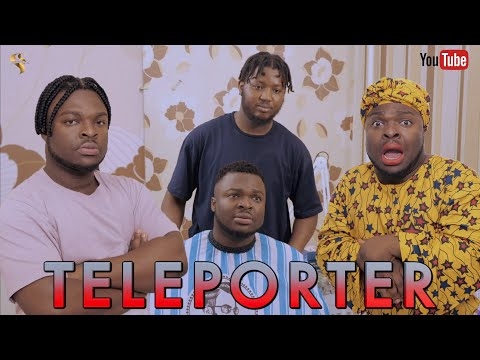 AFRICAN HOME: TELEPORTER