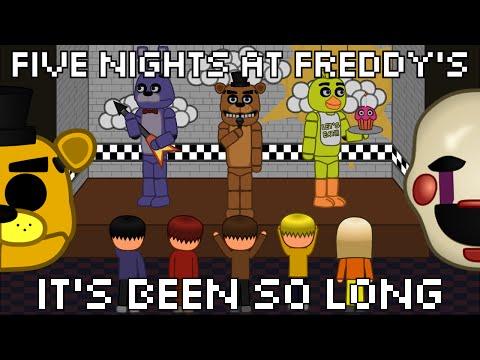 It's Been So Long (FNaF2) animated (ENG/ESP/POR lyrics) - UCqLWPbhA50gXmyacc7BHFmw