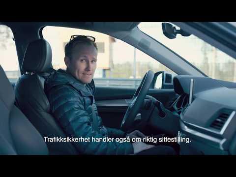 Driving experience - Vision Zero - Episode 10: Sittestilling og rattgrep