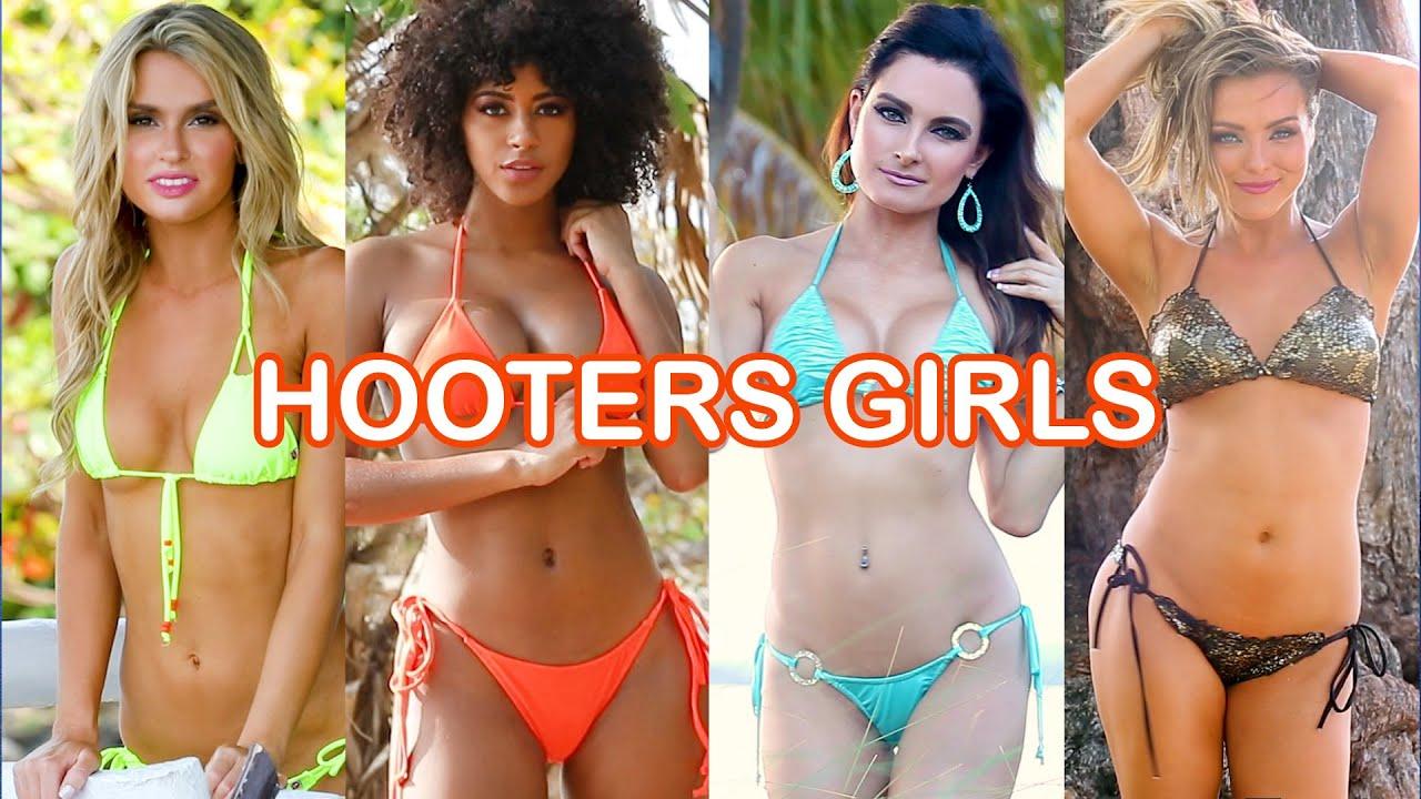 Hooters Girls [HD]