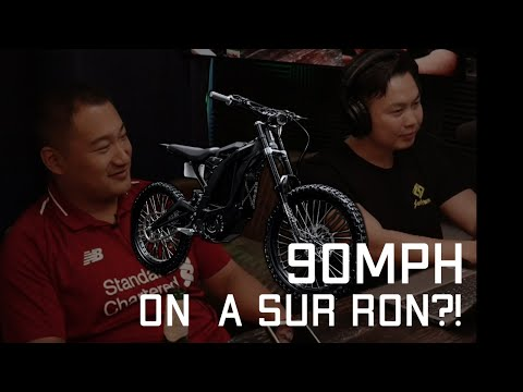 Sur-Ron Boss Visit Luna and X Bike Updates Are Revealed Podcast #4