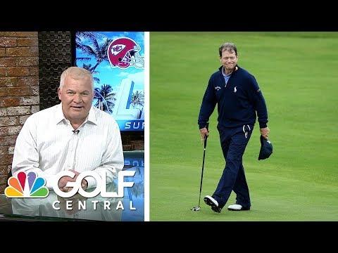 Super Bowl 2020: Does San Fran or Kansas City boast better golfers? | Golf Central | Golf Channel