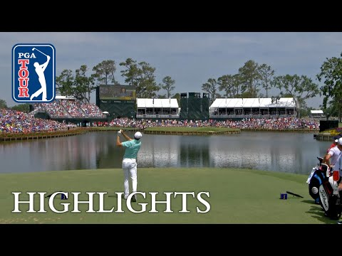 Jordan Spieth?s Round 3 highlights from THE PLAYERS