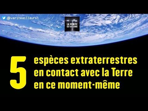 nouvel ordre mondial | ★ 5  Espèces Extraterrestres en contact avec la Terre en ce moment même