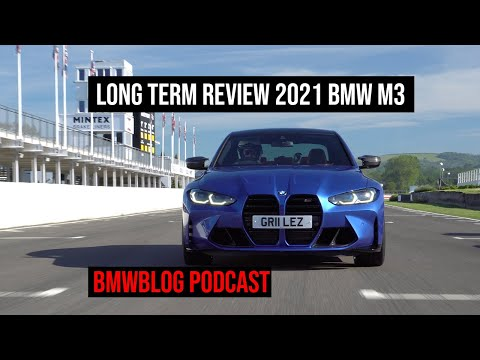 Living with the new 2021 BMW M3 | Joe Achilles joins BMWBLOG Podcast
