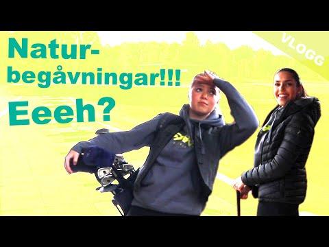VLOGG   Undvik våra fails..😱 Men lätt golf i sommar igen!!