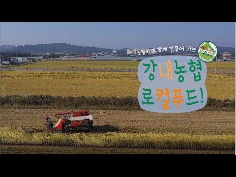 홍보영상_강내농협 로컬푸드직매장 프리뷰 이미지