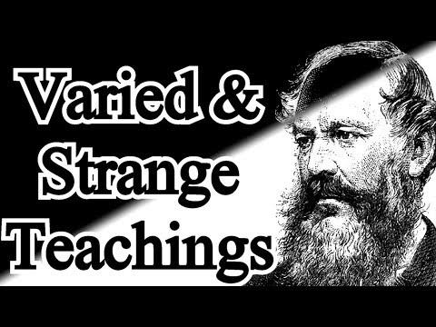 Divers and Strange Doctrines - J. C. Ryle