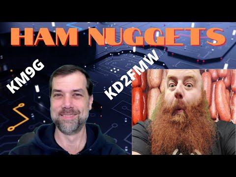 Ham Nuggets Live! w/Dan Burak, KD2FMW, Mr. Beersnack!
