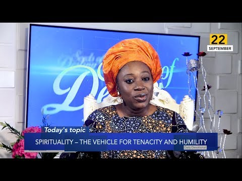 Dr Becky Paul-Enenche - SEEDS OF DESTINY  SUNDAY 22ND SEPTEMBER, 2019