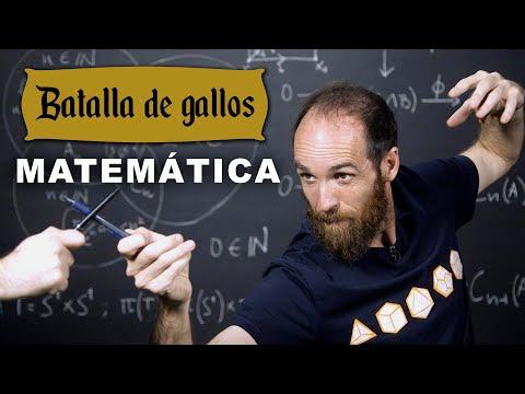BATALLAS DE GALLOS ¡en matemáticas!