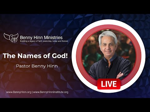 The Names of God!