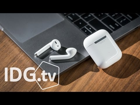 AirPods review by Macworld