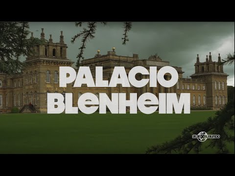 El palacio donde naci� Churchill - Inglaterra