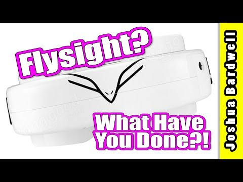 Flysight Falcon FG01 FPV Goggles | GIVE THEM BACK GEOFF - UCX3eufnI7A2I7IkKHZn8KSQ