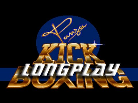 Panza Kick Boxing (Commodore Amiga) Longplay