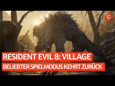 Resident Evil 8: Beliebter Spielmodus kehrt zurück!  Neue EPIC Gratis Spiele   GW-News 16.04.21