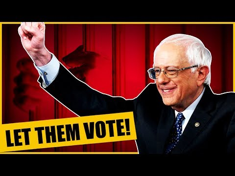 Felons For Bernie 2020?