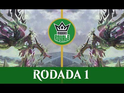 Eldrazi Tron VS Eldrazi Tron - Modern Royale 1.06 - Rodada 1
