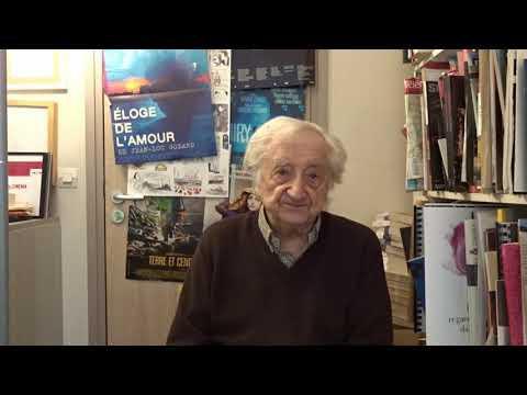 Vidéo de Alain Robbe-Grillet