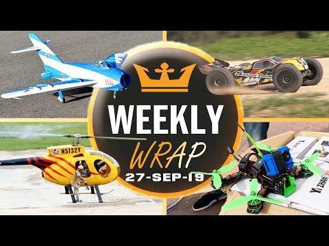 HobbyKing Weekly Wrap - Episode 35 - UCkNMDHVq-_6aJEh2uRBbRmw