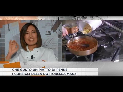Al TG4 i consigli di Chiara Manzi: i piatti per combattere le infiammazioni