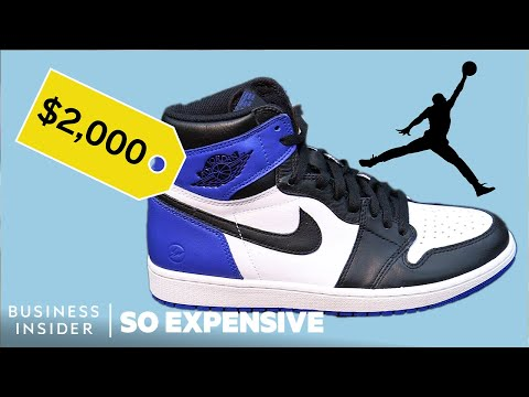 Why Nike Air Jordans Are So Expensive | So Expensive - UCcyq283he07B7_KUX07mmtA