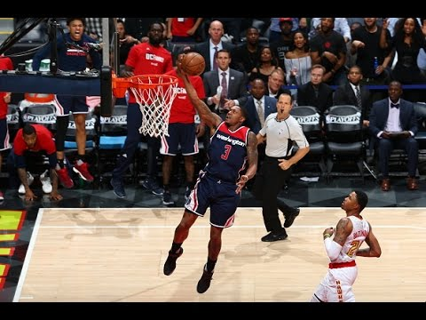 John Wall and Bradley Beal go off for 73 Points in Game 6! | April 28,2017