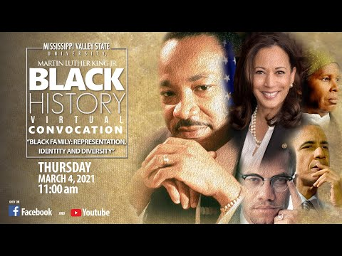 2021 Virtual Black History Convocation