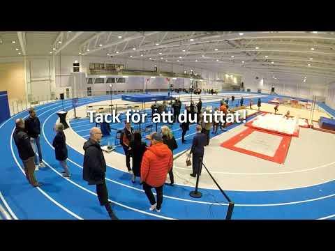 Invigning Sporthallen