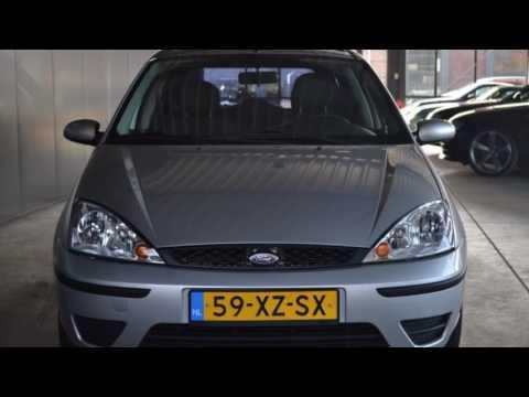 Ford Focus Wagon 1.6-16V CENTENNIAL Airco Elektr. ramen 157dkm APK 14-02-2018 Inruil mogelijk