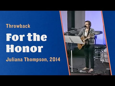 For the Honor -- The Prayer Room Live Throwback Moment