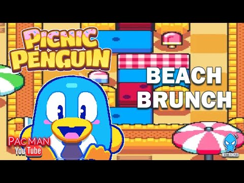 Picnic Penguim #3 Beach Brunch